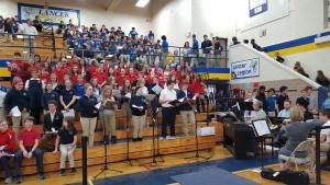 CSW SJA All School Mass Choir