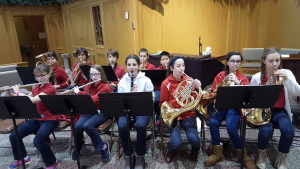 Immaculate Conception Mass Band
